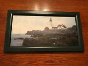 David Knowlton Lll Original Painting Light Commissioned By George Washington