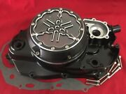 Yamaha Banshee Atv Gorgeous Clutch Lock Up Cover Fits All Years