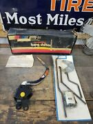 Nos Mr Gasket 55 56 57 Chevy Super T-10 4 Speed Competition Bang Shifter 7200