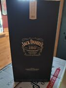 Jack Daniels 150th Anniversary Bottle With Box