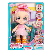 Kindi Kids Fun Time Friends - Pre-school Play Doll, Pirouetta - For Ages 3+ |