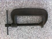 Vintage Armstrong No. 106 C-clamp