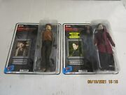 Penny Dreadful Lot Of 2 Action Figures Ethan Chandler Vanessa Ives 2014 Emce Toy