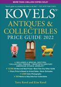 Kovelsand039 Antiques And Collectibles Price Guide 2022 By Kim Kovel 9780762473861