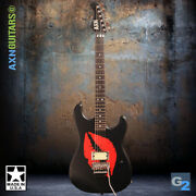 Axnandtrade Model2 Lips Guitar Available Now
