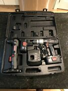 Craftsman 19.2v Cordless Combo Set With Right Angle Drill And Driver