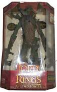 Toy Biz Lord Of The Rings Action Figur Treebeard W/electronic Sound And Acti Vg