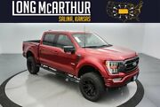 2021 Ford F-150 Apex Lifted Crew 4x4 V8 Sport Moonroof 6 Inch Suspension Lift Sca Performance Off Road Tires Tow Pkg