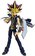 New Figma Yugioh Duel Monsters Yami Yugi Nonscale Pvc Painted From Japan
