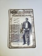 New James Dean Wall Switchplate Cover Decorative Metal