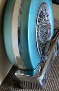 Rare Cadillac Continental Kit Rear Bumper 5th Wheel Hubcap Local Pickup Only