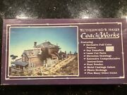 Master Creations - Rutherford B. Hayes Coachworks - Kit 55 - Ho Scale