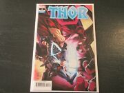 Thor 4 125 Stegman Variant - 1st Cameo Appearance Of Black Winter 1st Print