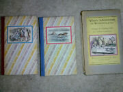 Alice's Adventures In Wonderland And Through The Looking Glass 2 Vols. Boxed