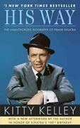 His Way The Unauthorized Biography Of Frank Sinatra 9780553386189   Brand New