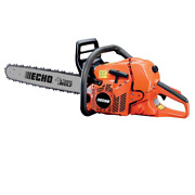 Gas Chainsaw 2-stroke Cycle 20 In. 59.8 Cc, Easy Starting And Operation Heavy Duty