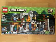 Lego Minecraft 21147 The Bedrock Adventurers Nisb New And Sealed