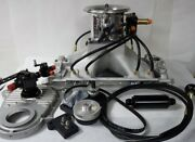Replaceyour Carb 4150 Toilet Enderle Throttle Body Fuel Injection Sb Chevy