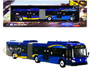 New Flyer Xcelsior Articulated Bus New York City 1/87 Iconic Replicas 87-0307