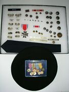 Pearl Harbor Survivor Named Group Lot Medals Weather Sac Aaf Space Apollo Usaf