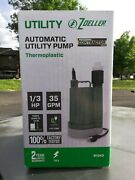 Zoeller 1043 - 1/3 Hp Automatic Submersible Contractor Utility Sump Pump