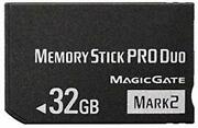 High Speed 32gb Memory Stick Pro Duo Mark2 For Sony Psp Accessories/camera