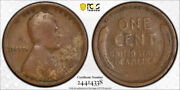 1909 S Vdb 1c Lincoln Wheat Cent Pcgs G 4 Good Key Date Low Ball Coin