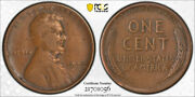 1922 No D 1c Strong Reverse Lincoln Wheat Cent Pcgs Vf 35 Very Fine Cac Approved