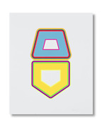 Beverly Fishman Print - Stack C Sold Out