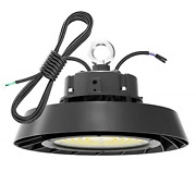 Led High Bay Light 240w 33600lm 5000k 1-10v Dimmable With 6and039 Power Cord Eye