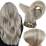 Full Shine Clip In Hair Extensions Human Hair 120g 10pcs Remy Hair Extensions In