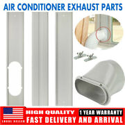 Window Adaptor 1/2/3pcs Kit Plate/exhaust Hose/tube For Portable Air Conditioner