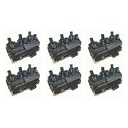 Set-wkp9201079-6 Walker Products Ignition Coils Set Of 6 New For Vw Jetta Passat