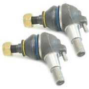 Set-memk9918-f Mevotech Ball Joints Set Of 2 Front Driver And Passenger Side Pair