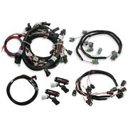 558-510 Holley Wiring Harness Kit New For F150 Truck Ford F-150 Mustang 11-17