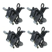 Set-wkp9201063-4 Walker Products Set Of 4 Ignition Coils New For Hyundai Elantra