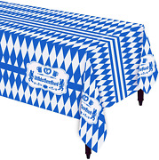 Oktoberfest Table Cloth/cover For Party Decorations   54''x108'' Rectangular And