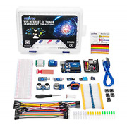 Osoyoo Wifi Internet Of Things Learning Kit For Arduino | Include Esp8266 Wifi |