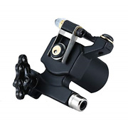 Mummy Rotary Tattoo Machine With Rca Connection Japan Motor Black-1