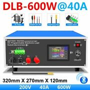Electric Car Battery Tester Voltage Indicator Capacity Monitor Checker Tools