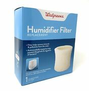 Walgreens Cool Mist Humidifier Filter For Use With Hf2112-ul, 890-wgn And Lev320