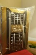 Hot Toys Ds-01 Iron Man 3 Hall Of Armor For 1/6 New In Box