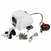 Free Fall Saltwater Boat Marine 45lbs Electric Anchor Winch With Wireless Remote