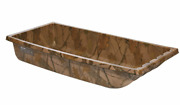 Xl Shappell Jet Sled Camo Gear Decoys Game Hauler Hunting Ice Fishing Carrier