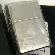 New Unused Zippo Snowman Collaboration Rosproof Side Logo Sold Out From Japan