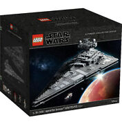 Lego Star Wars Imperial Star Destroyer 75252 Ucs Ultimate Collector Series