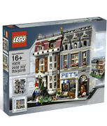 Lego Creator 10218 Pet Shop Brand New Factory Sealed Retired