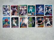 50 Baseball Cards From Upper Deck, Tops, Leaf, Fleer And Others. 80's And Up.