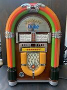 Crosley Ijuke Mini Jukebox Premier Cr1702a Plays Your Ipod And Cds With Remote