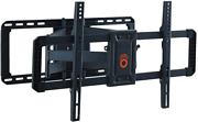 Full Motion Tv Wall Mount For Big Tvs Up To 90 Tvs - Smooth Swivel Tilt And Ext